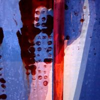 Rust and Blue by Technikos43