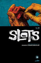 SLOTS 02 Cover by urban-barbarian