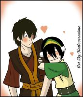 Zuko and toph: You are mine! by katlovesanime