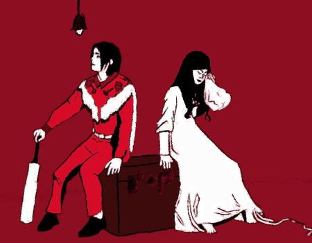 The White Stripes by sinfullyfluffy