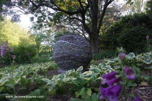 Outdoor Sculpture Brookside Gardens ...again! by Devine-Escapes