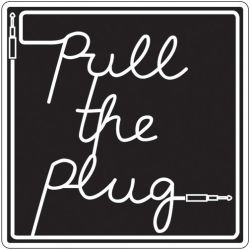 'Pull the Plug' Logo by ed-norden