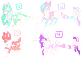Collab Liquine Adopt PRICES LOWERED ~OPEN~ by sugar-scales
