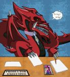 Slifer the Executive Producer by HaruEta