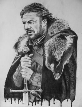 Lord Stark of Winterfell by Billionairere