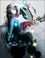 Vanishment this World - Rikka Takanashi Tag by TheIzaya