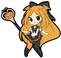 Sailor Pumpkin by duckyduckie