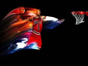 Basket Ball Wallpaper by mu6