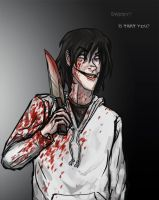 that one guy with the knife by sevenluck