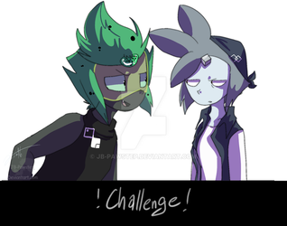 Challenge by JB-Pawstep
