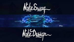 Saw-banner by Nakeswag