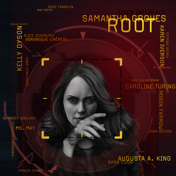 Root + The Machine by LamiaBlight