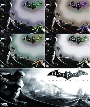 Crazy Arkham City Wallpapers by logancat24