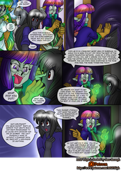 MSF High: Chapter 12 p18 by AkuOreo