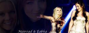 Eabha and Mairead by xXLionqueenXx