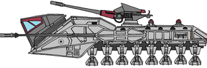 Unstable Troop Armored Transport by historymaker1986