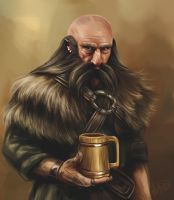 Dwalin by Krysevna