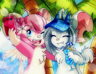 Comm - Sunnyaan! by Sonicyss