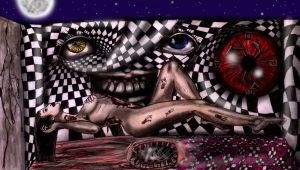 Psychotic Break by ACKZ-TWISTED-ART