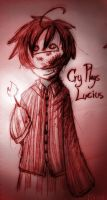 Cry Plays Lucius by MotherofOnity