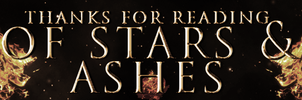Of Stars and Ashes Banner by Pennywithaney