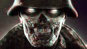 Zombie Soldier 3-D Conversion by MVRamsey