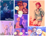 Mother 3 ART DUMP : 12th Anniversary by Amphibizzy