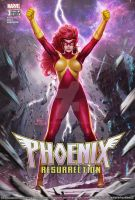 Phoenix Resurrection: The Return of Jean Grey #3 by inhyuklee