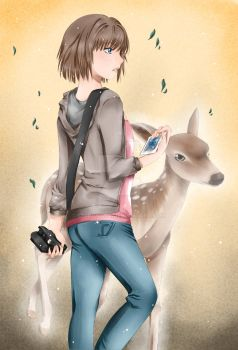 Life is Strange Fanart by Chibi-YuYa