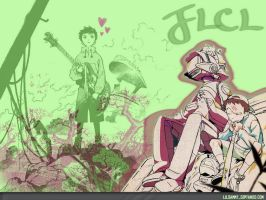 Gotta love FLCL by getdizzy