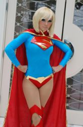 Supergirl - 3 by popecerebus