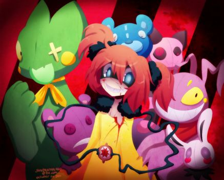 Halloween Toys by Sandette
