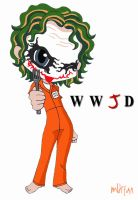 The Chibi Joker Blogs by mldrfan