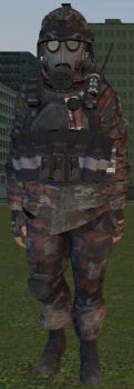 Me as Russian Paratrooper (Gmod PM) by ghostraptor1917