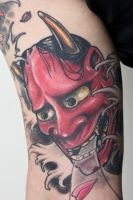 a hannya ... healed by graynd