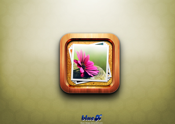 iPhone Gallery ICON by BlueX-Design