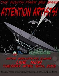 SPBB 2013 Artist Sign-Ups/Fic Claims OPEN NOW by w0rmsign