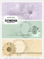 Vintage Flowers #3 [Texture Pack] by graphicavita