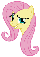 Fluttershy Vector by Issyrael