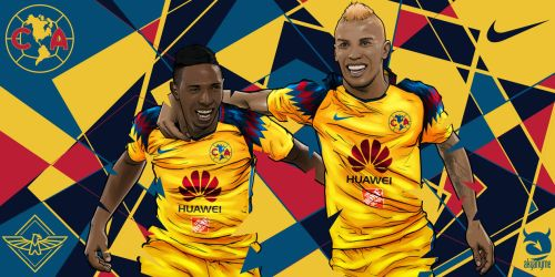 Andres Ibarguen y Matheus Uribe by akyanyme