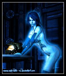 Cortana by Aphrodite-NS