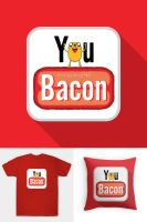 You bacon - Adventure network by craneo242