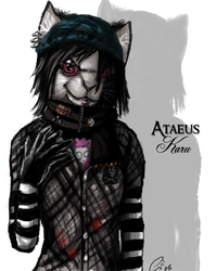 ::Ataeus Karu:: by The-Ebony-Phoenix