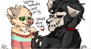 Iscribble Shipping by VINSM0KER
