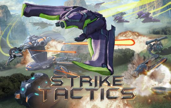 Strike tactics - Promo2 by jonsmith512