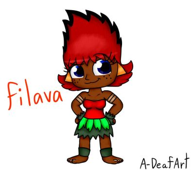 Filava by HandyxRussell10