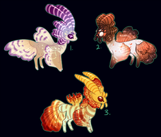 (OPEN 1 left!) Sea Bunnies 3 by The-Monster-Shop