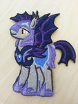 Lunar Guard Patch by EthePony