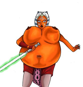 The Force Inside Her (Belly) by InItforthePics