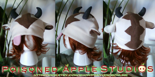 Appa the Flying Bison Hat by kuramachan